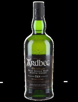 Whisky Ardbeg Special Edition Quadrant (1x 70cl 10 Yrs Old, 1x 5cl Uigeadail)