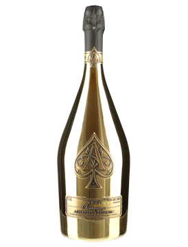 Champagne Brut Ace of Spades Gold