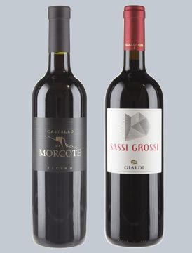 Morcote Rosso, Sassi Grossi