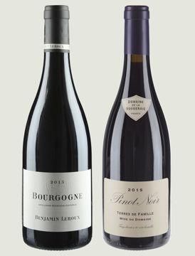 Bourgogne Rouge, Bourgogne Pinot Noir Terres de Famille