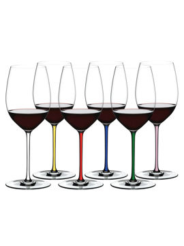 Wine Glass Cabernet/Merlot Gift Set (6x)